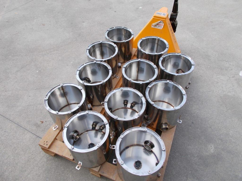 produzione box per fontane a pavimento